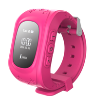 Best quality wholesale GPS Tracker Security Children Kids Smart Watch Q50 With SOS Phone Call
