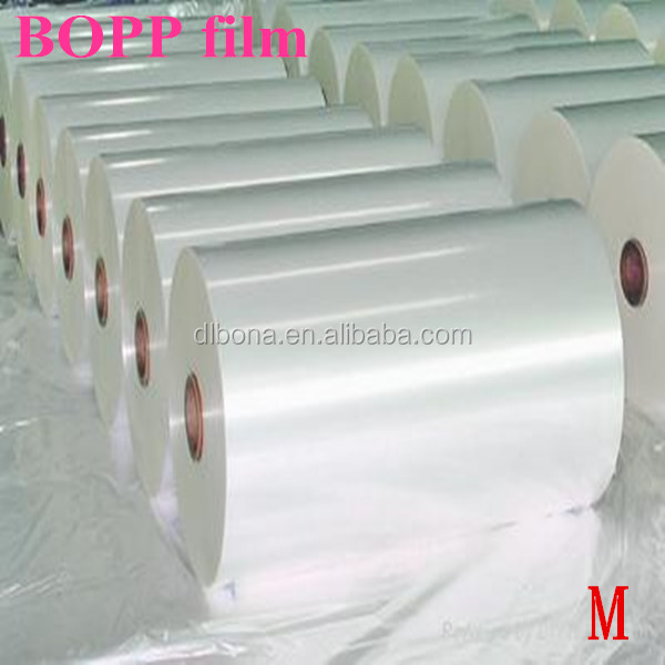 BOPP Film/BOPP heat Film/BOPP Thermal Lamination Film for printing factory price