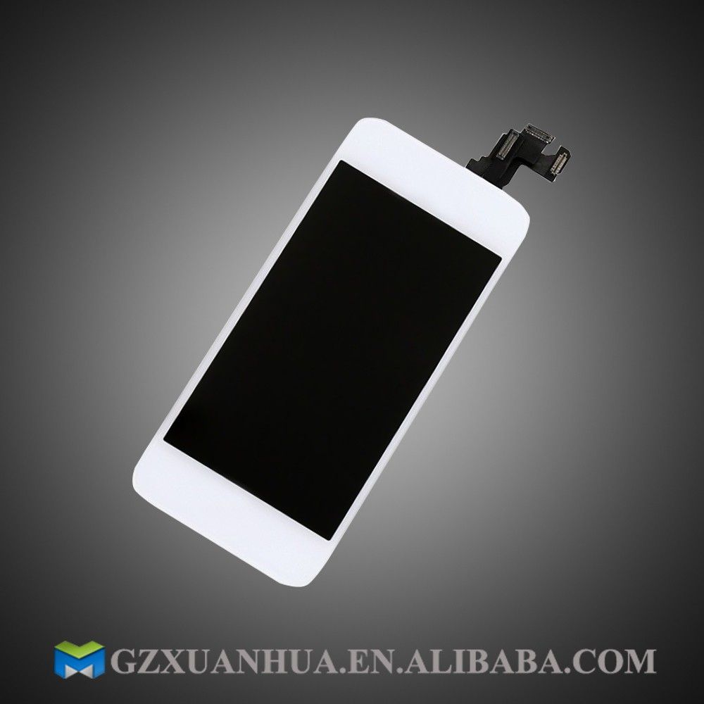 Stock available for iphone 5c lcd replacement, for iphone 5c lcd assembly