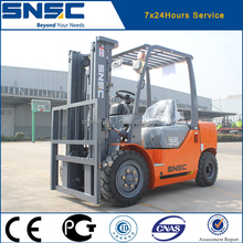 SNSC 3.5 tons diesel forklift FD35 in Tanzania for sale