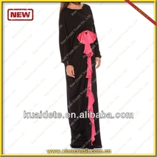 2014 fashionable Muslim kaftan /muslim long dress