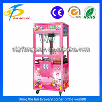 playland games common toy crane claw crane vending machines for sale