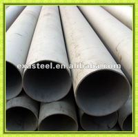 Galvanized steel water pipe size