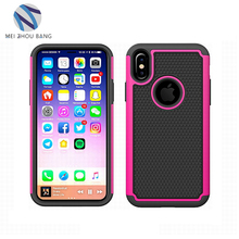 MEI ZHOU BANG Soft TPU Phone Case for iphone X protective back cover
