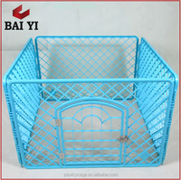 China Wholesale Cheap Galvanized Steel Dog Run/Designer Dog Kennels On Alibaba