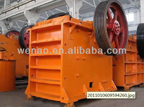 jaw crusher specifications (PE-1500*1800)