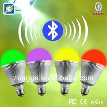 new hot design product,led bulb g4 12v 20w with bluetooth Remote