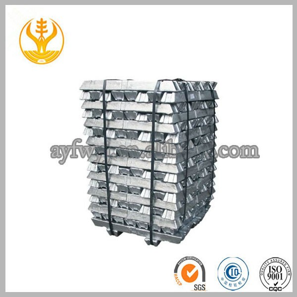 Manufacturer Supply High Purity Aluminum Ingots 99.7% Aluminum Ingots