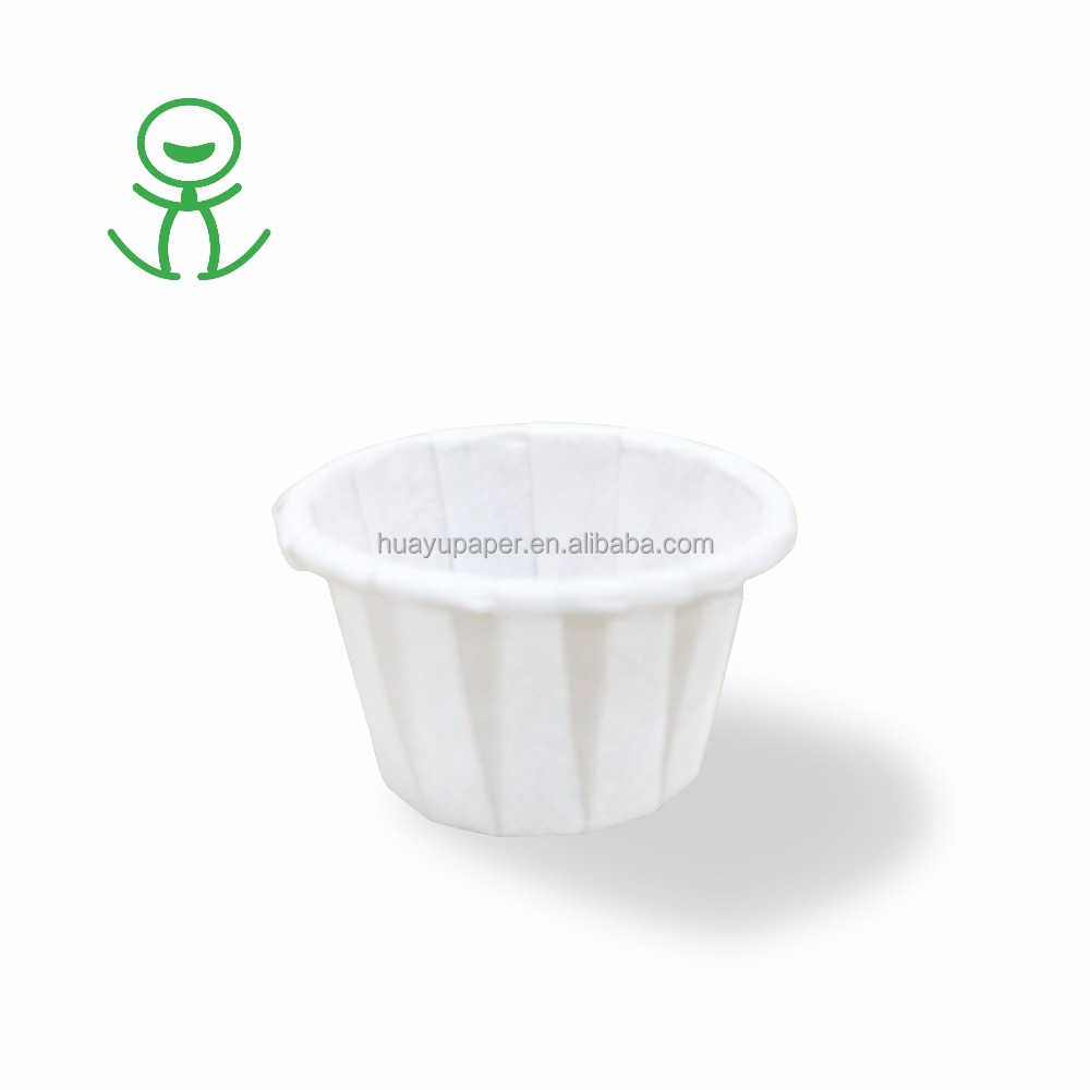 1 Ounce jello shot paper souffle portion cups
