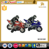 New product Kids plastic small motorcycle friction cars toys