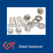 U bolt with hex nut / ss316 bolt nut