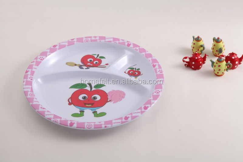100% melamine serving tray