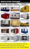Container Site Office,Modification Container,Fabricate Installation Container