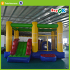 cheap inflatable jumping bouncer with slide for sale