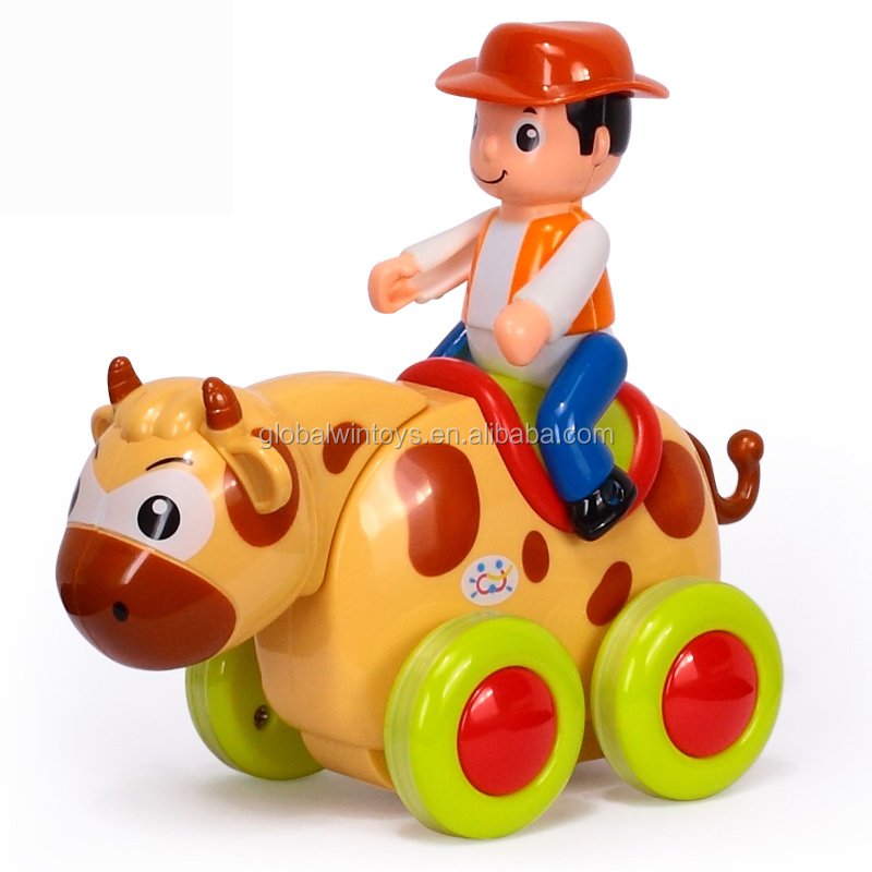 HUILE 366-X Baby toy 5 options pull back cartoon car toy go fiction power animal cars for baby gift  fun toy.jpg