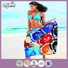 china suppliers hot sexi girls photos beach towel with factory price