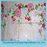 100% Cotton Fabric For Making Bed Sheet