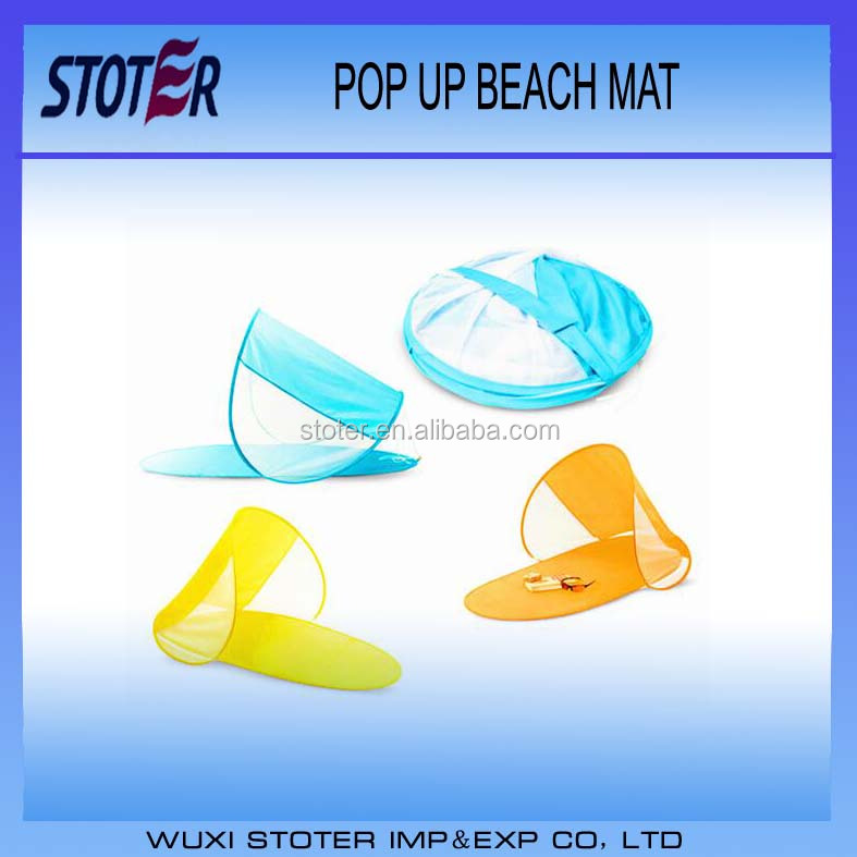 Hot Folding Tents For Beach,Beach Sun Shade Tent,Pop Up Beach Tent