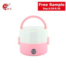 Cooking Appliances Electric Mini Food Steamer 1.2L Portable lunch box