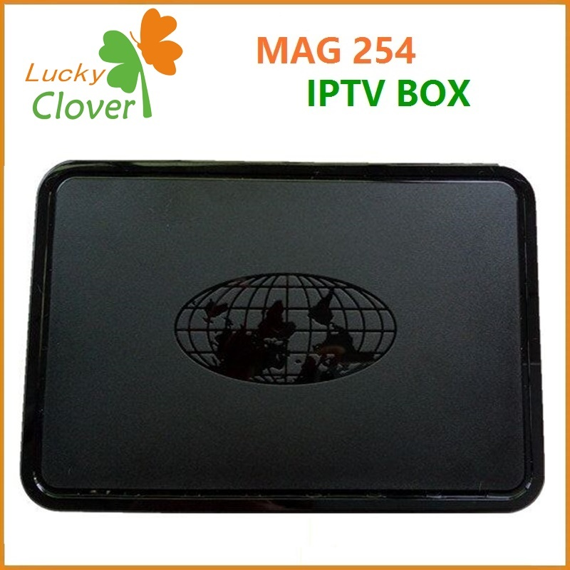 Big sale MAG 254 Latest Original Linux IPTV/OTT Box New Faster Processor than MAG 250