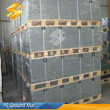 13mm thick good quality HDPE road mat