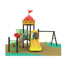 European standard Outdoor playground Equipment and kids play set combination