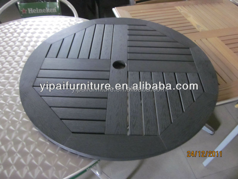 round plastic wood outdoor table tops buy plastic wood table top