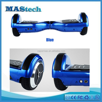 "Inflating 6.5"" Tyre Electric Balance Scooter More One Wheel Electric Scooter the Popular 2 Wheel Electric Standing Scooter"