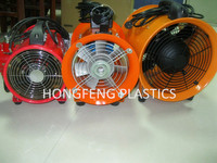 industrial portable blower with flexible air duct , high quatity blower