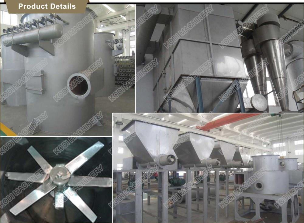 industrial flash dryer