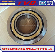 high quality P4 grade 7015 angular contact ball bearing 75*115*20mm used for cars in south africa