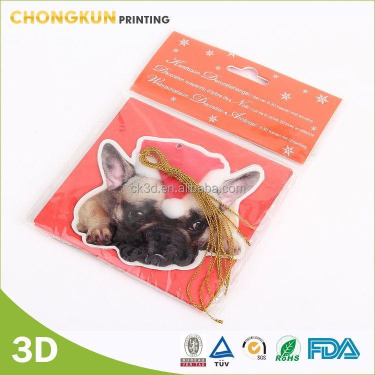 Fashion Design and Good Price Paper Crafts Greeting Cards