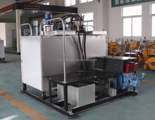 China Sales Thermoplastic Road Paint Preheater Machine Hydraulic Hot Melt Kettle