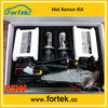 H4 swing hid light motorcycle auto kit with slim ballast 55W 6000K