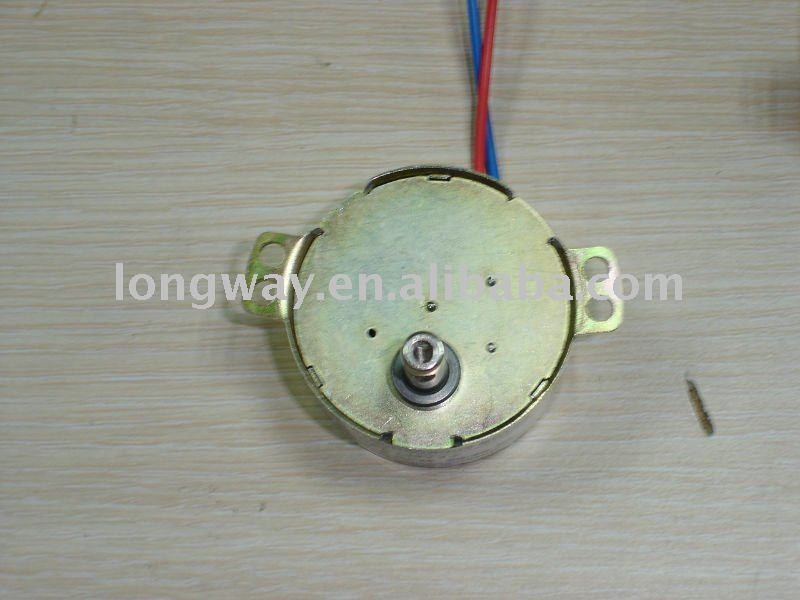 SMALL AC SYNCHRONOUS MOTOR