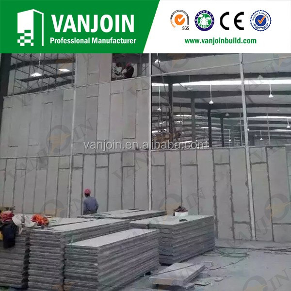 Exterior Eps Concrete Sandwich Wall Panel Second Hand