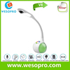 WESOPRO 2016 HD Mini OEM Home IR Security H.264 Desk Lamp V8 Network IP P2P WIFI CCTV Camera T101