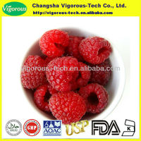 Factory price organic raspberry extract powder/nature made raspberry/organic raspberry extract ketone