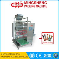 JX037 Multi-Lanes granule packaging machine automatic grain packing machine