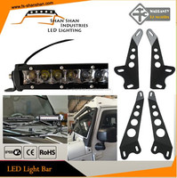Shanshan 07-15 Jeep JK Wrangler led light bar bracket for 50
