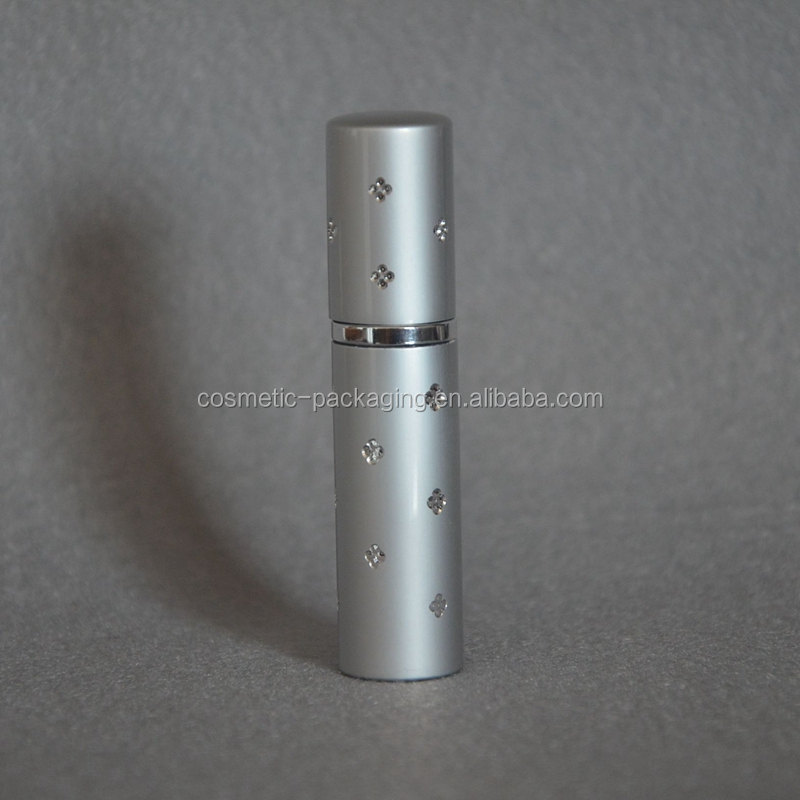 Portable for travel life! 5ml Mini Portable Refillable Perfume Atomizer <strong>Spray</strong> Bottles Empty Bottles