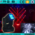 DMX 4x25w RGBW 4in1 LED beam moving head light