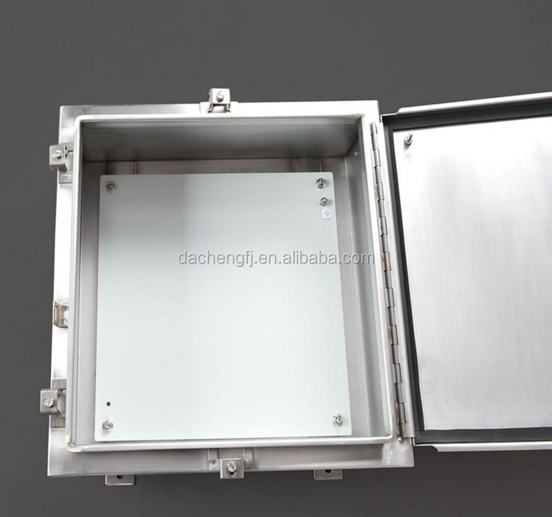 High Quality Precision Sheet Metal Service Electric Control Box/Electric Cabinet with 15 Years Experience