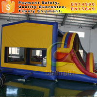 durable inflatable bouncer fun games, bounce house toys for kids