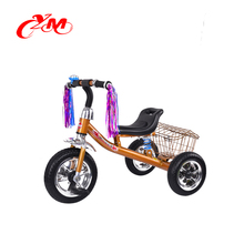 Three Wheel Kids Bike/Kid Tricycle for child / Baby Tricycle ride on car plastic toy