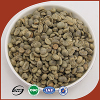 2015 new crop fresh picked coffee bean premium green bean with low price