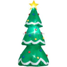 Hot sale Inflatable Christmas Products outdoor led christmas tree/Chrismas Decoration