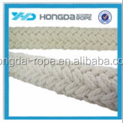 1 inch cotton rope 24 strand braided cotton rope