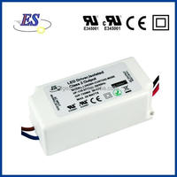 28W AC-DC Constant Current LED Driver with ELV Dimming