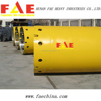 casing pipes conform to drilling industry specifications